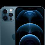 iphone 12 pacific blå
